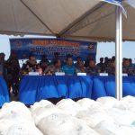Petugas Patroli AL Amankan Kapal Sunrise Glory  Bermuatan 1 Ton Sabu sabu