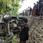 Kecelakaan Maut Mobil Pick Up Vs Sepeda Motor, Dua Korban Meninggal Di Pamekasan