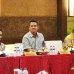 Apri Sujadi Hadiri Agenda RUPS Bank Riau Kepri