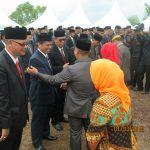 Bupati Lingga Mereposisi Seluruh Kepala Dinas di Lingkungan Pemkab Lingga