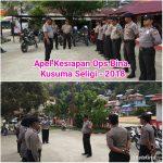 Hari ketiga Ops Bina Kusuma Seligi di Pusatkan di Desa Sri Tanjung