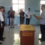 Nurdin Basirun Resmi Melantik  Kepala Cabang Dinas Kelautan dan Perikanan kabupaten Kepulauan Anambas