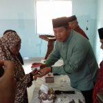 Bupati Anambas bekerjasama BRI, Serahkan Bantuan Program Keluarga Harapan