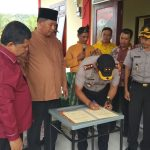 Bupati Anambas Resmikan Kantor Polisi Subsektor Kecamatan Siantan Timur