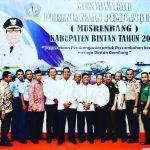 Menteri PAN-RB Asman Abnur, Akan Buka Event Tour de Bintan 2018