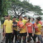 Olahraga Bersama, Presiden Joko Widodo