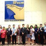 Tertarik Berinvestasi, 4 Delegasi Investor Asing Sambangi BP Batam