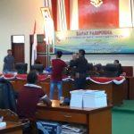 Masyarakat Dusun I Tanjung Bungsu Minta Pemkab Lingga Bangun Akses Jalan