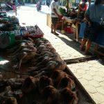 Perusda Data Ulang Pedagang dan Menata di Areal Pasar Puan