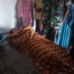 Na'as, Wanita Paroh Baya di Temukan Tewas di Sungai Dusun Barat