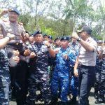 Kunker Polda Kepri Ke Natuna, Ajak Komponen TNI Polri Bangun Sinergitas Solidaritas