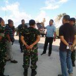 Pejabat TNI AD Persiapkan Kunjungan Panglima TNI di Natuna
