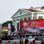 Ibu Negara Iriana Jokowi Hadiri Peringatan Hari Kartini di Bogor