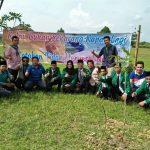 Peringatan Hari Bumi Sedunia, Lembaga Oksigen Tebo Tanam Pohon