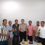11 LSM Laporkan Aktivitas Ilegal Cutfild dan Eksploitasi SDA Ke Polres Karimun
