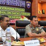 FGD  Karimun Minta Masyarakat Mempererat Perasatuan dan Saling Menjaga