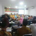 Dinas Kesehatan Karimun Gelar  Sosialisasi Program  Bantuan Operasional Kesehatan