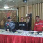 Bupati Natuna Sambangi KM Bukit Raya, Pastikan Kondisi Kapal Hadapi Mudik Lebaran