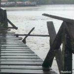 Jembatan Penyeberangan Desa Jagoh Memprihatinkan, Masyarakat Minta Perbaikan Jangan Sampai ada Korban Jiwa