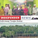 Hari ke Tujuh Safari Ramadhan, Aunur Rafiq Serahkan Bantuan Mesjid AR-RAHIM