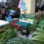 Selama Ramadhan, Harga Sayur Mayur Turun di Pasar Dabo
