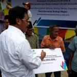 Nurdin Basirun Tinjau Pembangunan PLTD Sabang Mawang Sekaligus Peresmian Natuna Terang Program Nawa Cita Presiden