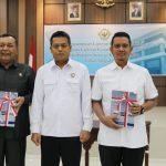 Bupati Bintan Kembali Raih WTP Atas Laporan Keuangan Tahun 2017