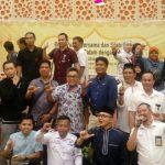 Bangun Silaturahim,  bright PLN Batam Buka Bersama Dengan Media