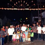 Semarak Ramadhan, Kabupaten Bintan dihiasi Lampu Cangkok