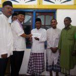 Asisten III Bidang Adm Umum Serahkan Bantuan Ke Mesjid At-Taqwa