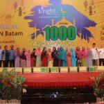 PLN Batam Berbagi Kebahagian dengan 1000 Anak Yatim serta Dhuafa