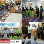 Keluarga Besar Lanal TBK bukber Bersama Anak Panti Jabal Nur