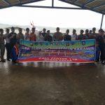 Gabungan Aparat Maritim Tinjau Pamsar Pastikan Kesiapan Pengamanan Lebaran