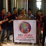 IWO Bogor Ajak Wartawan Ikut Partisipasi Awasi Proses Pilkada 2018