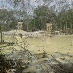 Masyarakat Teluk Pandak Minta Polres Muarabungo Hentikan Aktivitas Penambang Emas Liar