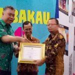 Bintan Raih Penghargaan Pastika Parama 2018 dari Kementerian Kesehatan