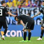 Argentina VS  Islandia  Bermain Imbang Skor  1:1