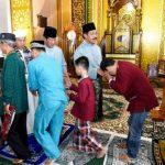 Gubernur Ajak Masyarakat Meningkatkan Amalan Setelah Ramadhan
