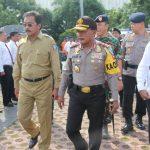 Polda Kepri Gelar Apel Pasukan Operasional Ketupat Seligi 2018