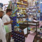 Dinas Perdagangan Lingga Sidak Toko, Temukan Barang Tanpa SNI
