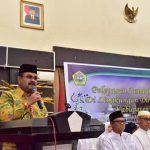 Bupati Karimun Lakukan Pelepasan Calon Haji Kabupaten Karimun