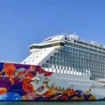 Kapal Pesiar Dream Cruise Sudah Berlabuh di Perairan Bintan