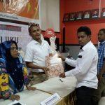Didukung Rakyat Maluku, Elvis Lahallo Daftar Calon DPD RI Ambon