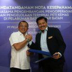 BP Batam dan Pelindo 1 Jalin Kerja Sama Pengembangam Pelabuhan Batu Ampar