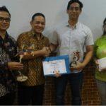 BP Batam Beri Hadiah Kepada Para Pemenang Fisherism Ramadhan Art Festival