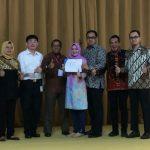 BP Batam Raih Penghargaan Menejemen Data Terbaik Kominfo RI