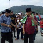 Wakil Gubernur Kepri Isdianto : Penambahan Fasilitas Bandara Letung Runway Bisa didarati Pesawat Besar