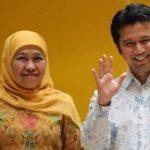 KPU Jawa Timur Tetapkan Pasangan Khofifah - Emil, Pemenang Pemilu Jawa Timur