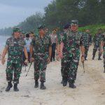 24 Tahun tak difungsikan, Lahan Milik TNI AL di Dabo Kembali Diaftifkan Tempat Latihan