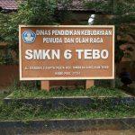 Kepala Sekolah SMK N 6 Tebo, Harapkan Bantuan Pagar Sekolah Dan RKB segera Terealisasi